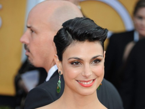 Morena Baccarin Th Annual Screen Actors Guild Awards In Los Angeles Wallpaper