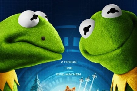 Muppets Most Wanted Poster Muppets Most Wanted