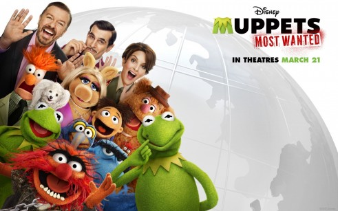 Muppets Most Wanted Wallpapers Dvd