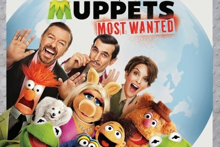 Portion Of The Muppets Most Wanted Dvd Cover Muppets Most Wanted