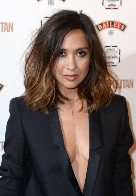 Myleene Klass Cosmopolitan Ultimate Women Of The Year Awards One Mayfair In London Myleene Klass