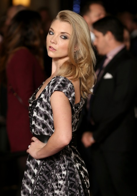 Natalie Dormer At The Hunger Games Mockingjay Part World Premiere In Uk Natalie Dormer Natalie Dormer
