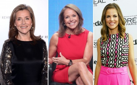 Katie Couric And Meredith Vieira And Natalie Morales Today Show Ftr Natalie Nunn