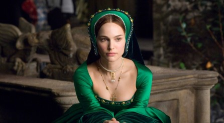 Anne Boleyn Necklace Natalie Portman Films