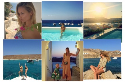 Les Vacances De Natasha Poly Mykonos North White Natasha Poly