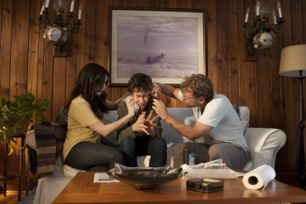Still Of Greg Kinnear Nat Wolff And Lily Collins In Stuck In Love Large Picture Stuck In Love