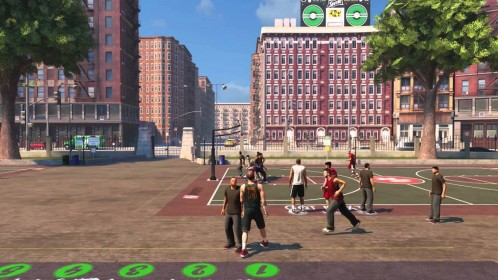 Nba The Park Walkthrough