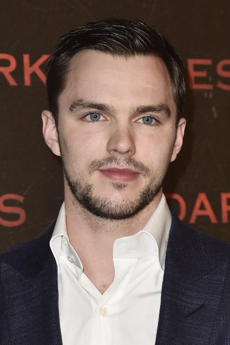 Nicholas Hoult At Event Of Dark Places Nicholas Hoult