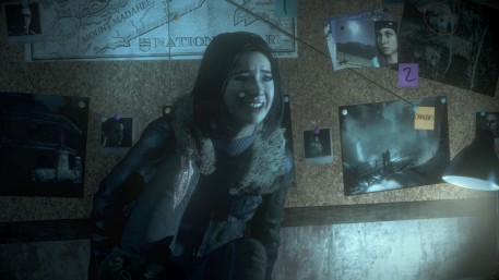 In Defense Of Emily From Until Dawn Emily Was Played By Nichole Bloom In Until Dawn Tv