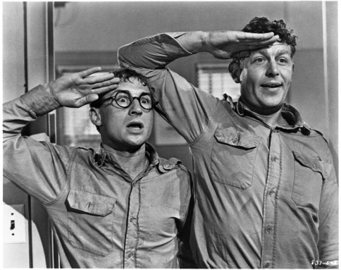 Still Of Nick Adams And Andy Griffith In No Time For Sergeants Large Picture Movies