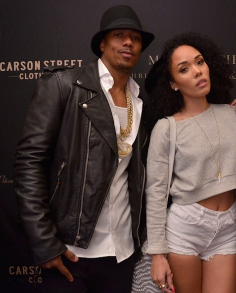 Tok Collaborates With Kreesha Turner Nick Cannons Artist Nick Cannon