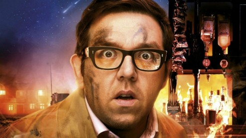 Nick Frost To Guest Star In Doctor Who Christmas Wp Nick Frost