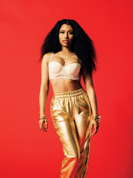 Nicki Minaj Says Beyonce Collaboration Life Time Experience Anaconda
