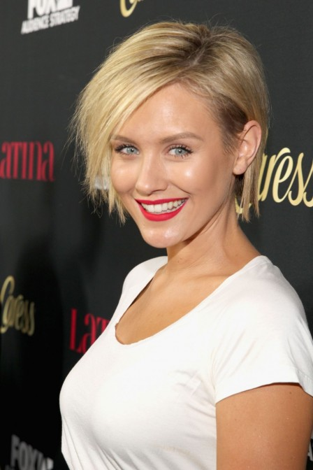 Nicky Whelan At Latina Magazine Hollywood Hot List Party Nicky Whelan