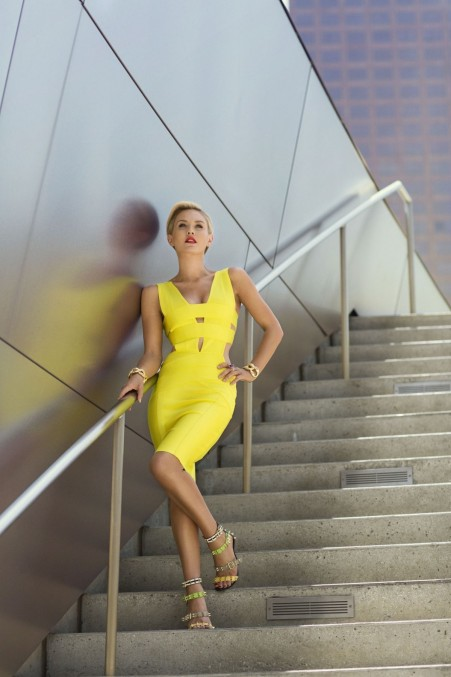 Nicky Whelan Photosession For Cliche Magazine June July Issue Wedding Ringer