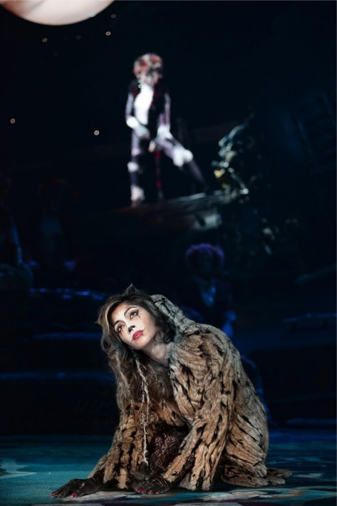 Gallery Showbiz Nicole Scherzinger As Grizabella In Cats