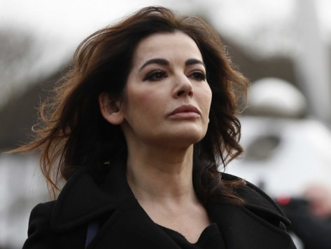 Why Coke Filled Feud Between Celebrity Cook And Legendary Ad Exec Has The Uk Captivated Nigella Lawson