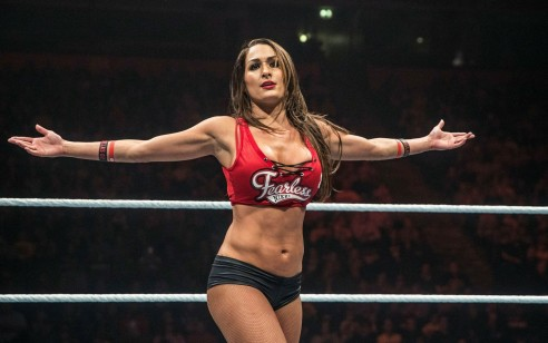 Nikki Bella Extreme Rules Wide