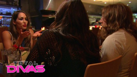 Video Nikki Bella Confronts Brie And Dolph Ziggler