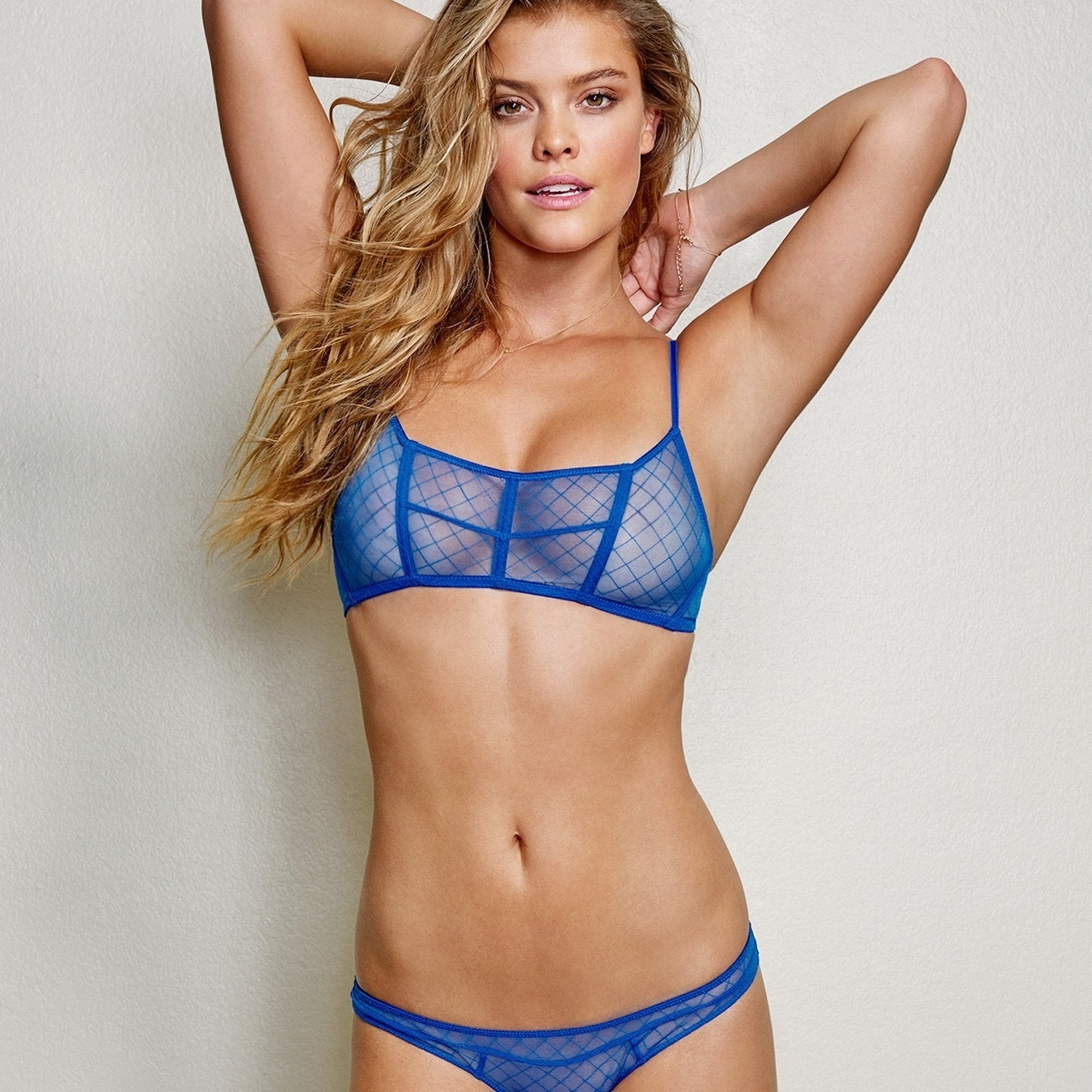 Nina Agdal Beach Bunny Love Haus Collection Beach