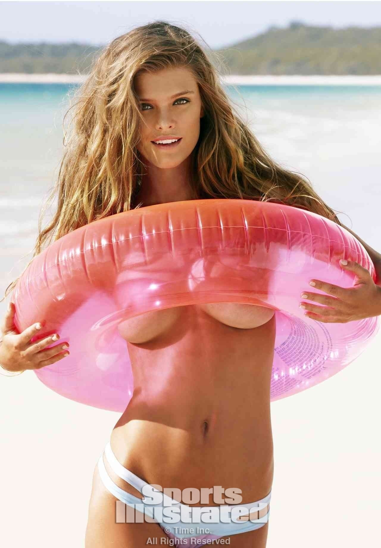 Nina Agdal Si Swimsuit Web Set Swimsuit Cd Ca Big Sports Illustrated