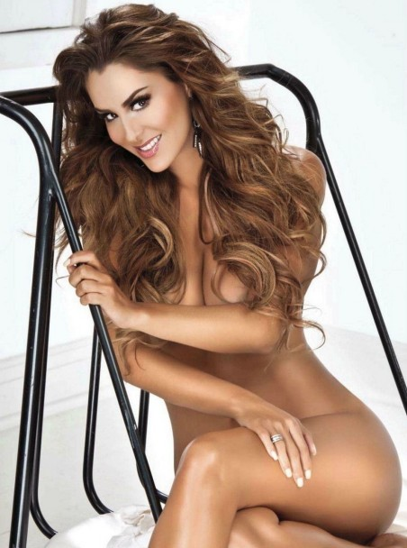 Ninel Conde Df Ea Big
