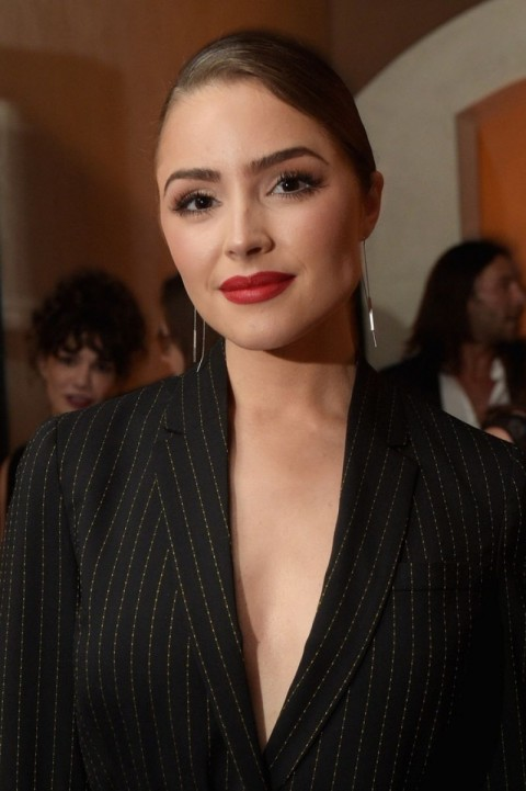 Olivia Culpo Attends The Cosmopolitan Th Birthday Celebration In West Hollywood