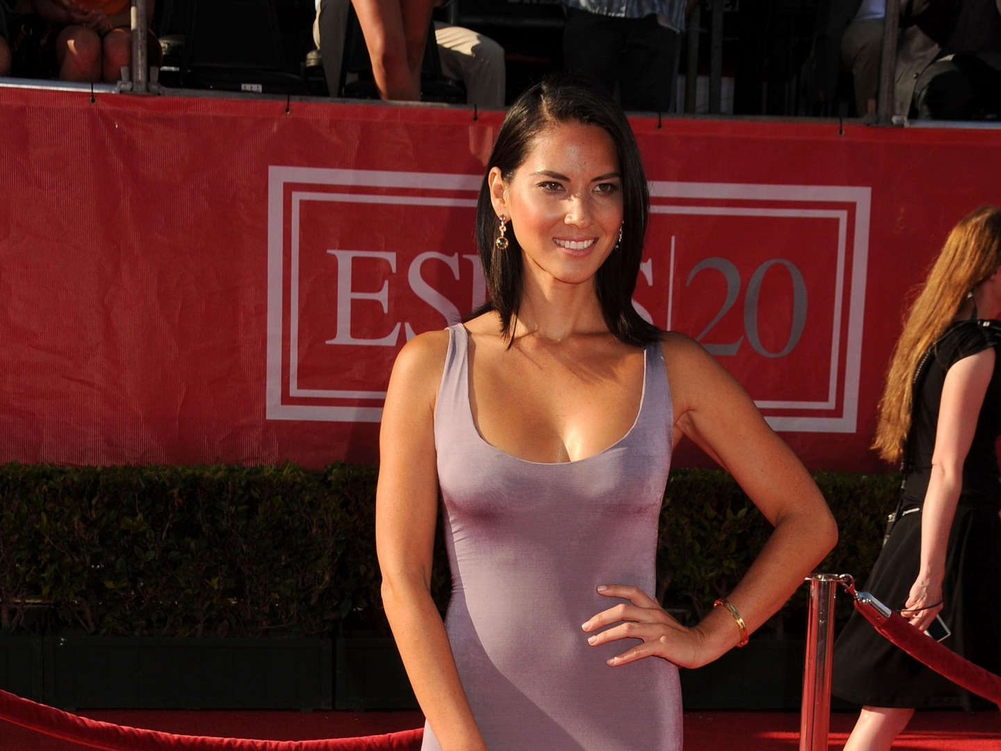 Olivia Munn Espy Awards In Los Angeles Wallpaper