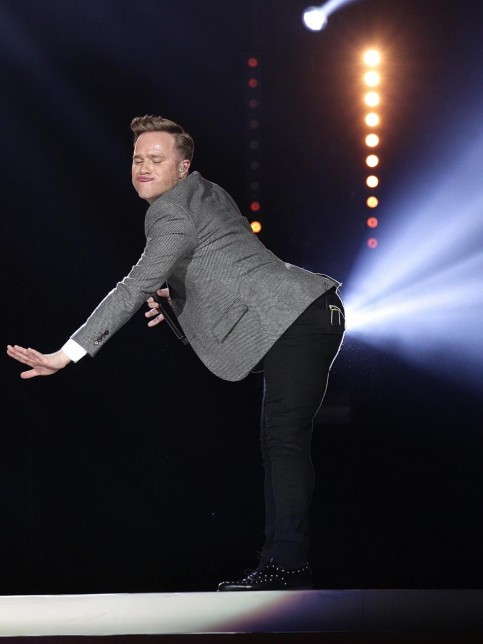 Gallery Music Jingle Bell Ball Olly Murs Olly Murs