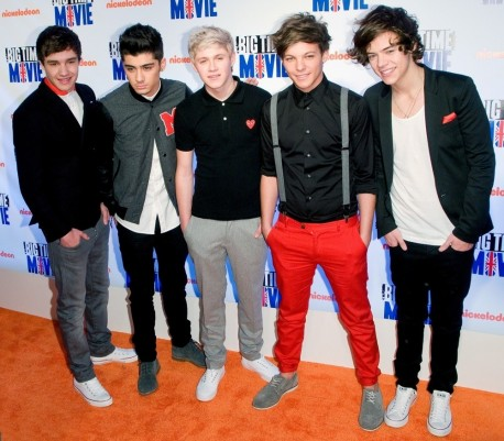 One Direction One Direction Hot