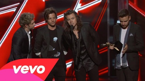 One Direction Top Touring Artist Billboard Music Awards Music