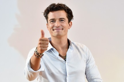 Giffoni Orlando Bloom