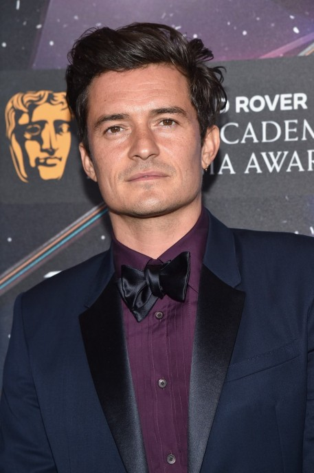 Jaguar Land Rover British Academy Britannia Awards Orlando Bloom