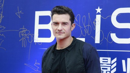 Orlando Bloom China Orlando Bloom