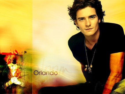 Orlando Bloom Hairstyle Fashion