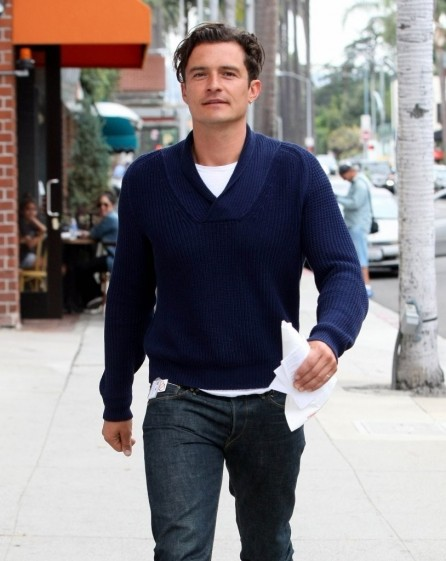 Orlando Bloom Jeans Xx