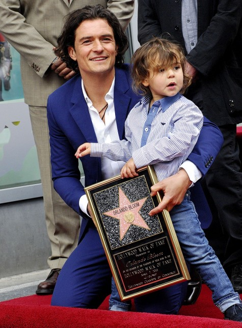 Orlando Bloom Net Worth Son