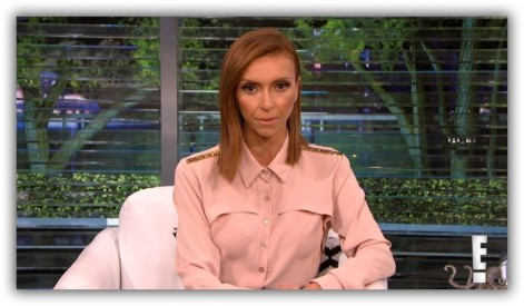Kelly Osbourne Threatens To Quit Fashion Police Giuliana Rancic Apologizes For Zendaya Comments Video Hair