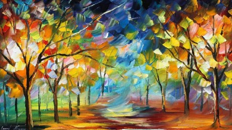 Famous Abstract Paintings Wallpaper Abstract