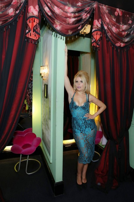 Paloma Faith Looking Hot At Agent Provocateur Autumn Winter Campaign Launch Event Paloma Faith