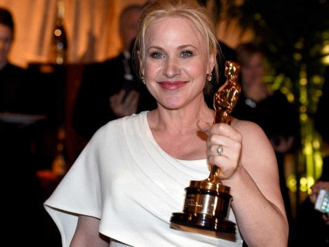 Patricia Arquette Didnt Make Much Money From Her Oscar Winning Role In Boyhood