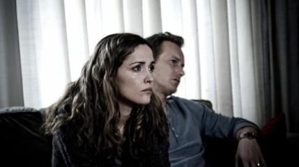 Still Of Rose Byrne And Patrick Wilson In Insidious Large Picture Insidious