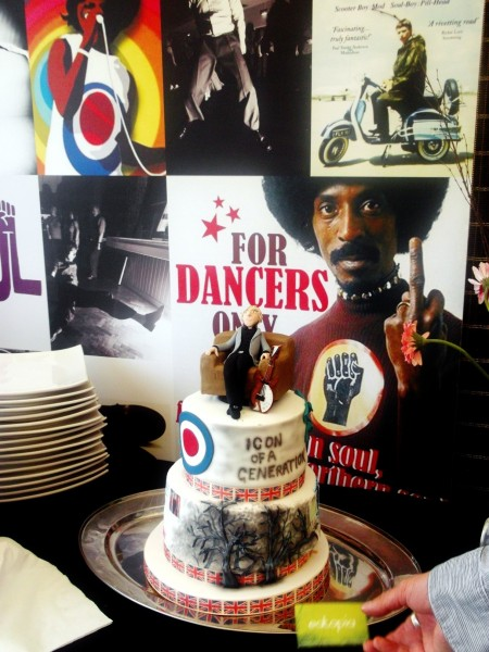 Cake For Paul Weller At Audley End
