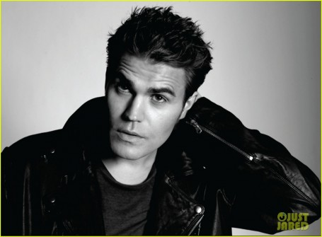Paul Wesley Background Wallpaper Wallpaper