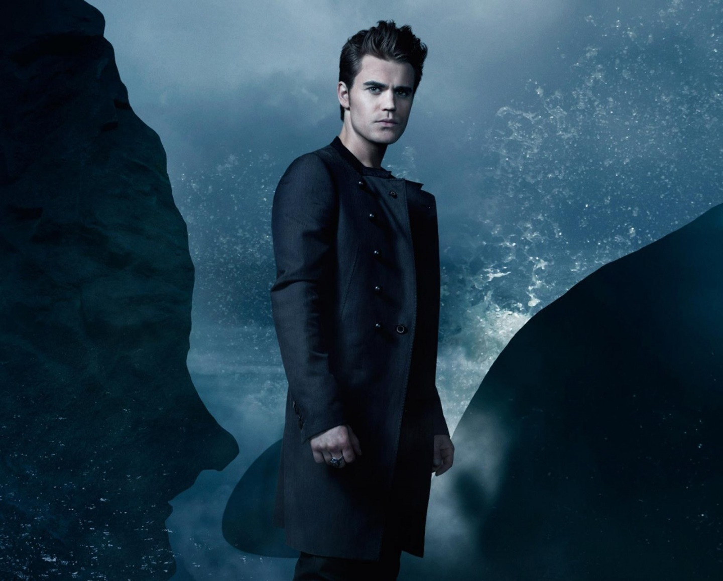 Paul Wesley Vampire Diaries Wallpaper Wallpaper Paul Wesley