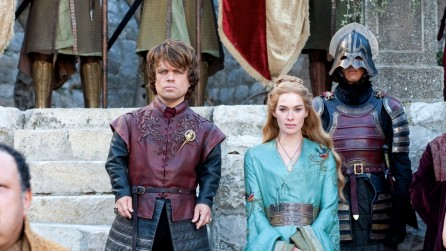 Game Of Thrones Tyrion Lannister Cersei Lannister Peter Dinklage Peter Dinklage
