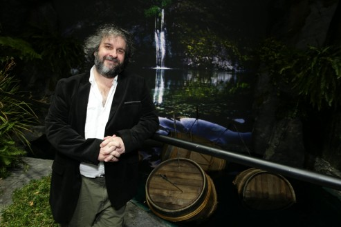 Book Of New Zealand Peter Jackson On Forest River Pelorus Peter Jackson