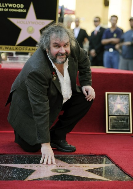 Peter Jackson Hollywood Walk Of Fame