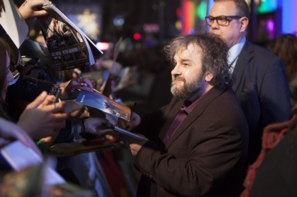 The Hobbit The Battle Of The Five Armies Peter Jackson