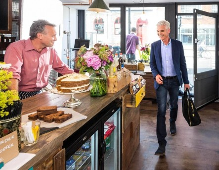 Gallery Tv This Morning New Look Promo Phillip Schofield Tv